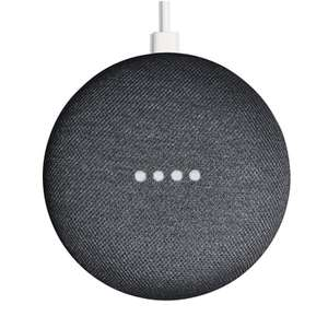 Refurbished Google Home Mini (with voucher) - £13.46 @ MyMemory