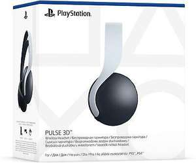 Sony PULSE 3D PlayStation 5 Wireless Headset [Grade A Refurbished - 12 Month Warranty] £76.50 delivered @ Tesco Outlet eBay