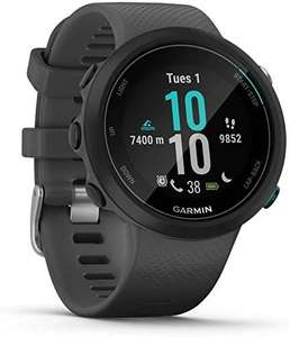 Garmin Swim 2 GPS Swimming Smartwatch, Slate Grey, One Size - £149.98 (UK Mainland) Sold By Amazon EU On Amazon