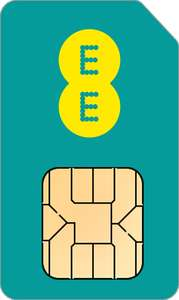 EE Sim only - Unlimited Minutes/ Texts - 25GB Data - £15pm - 12 month contract - Total Cost £180 @ EE via Uswitch