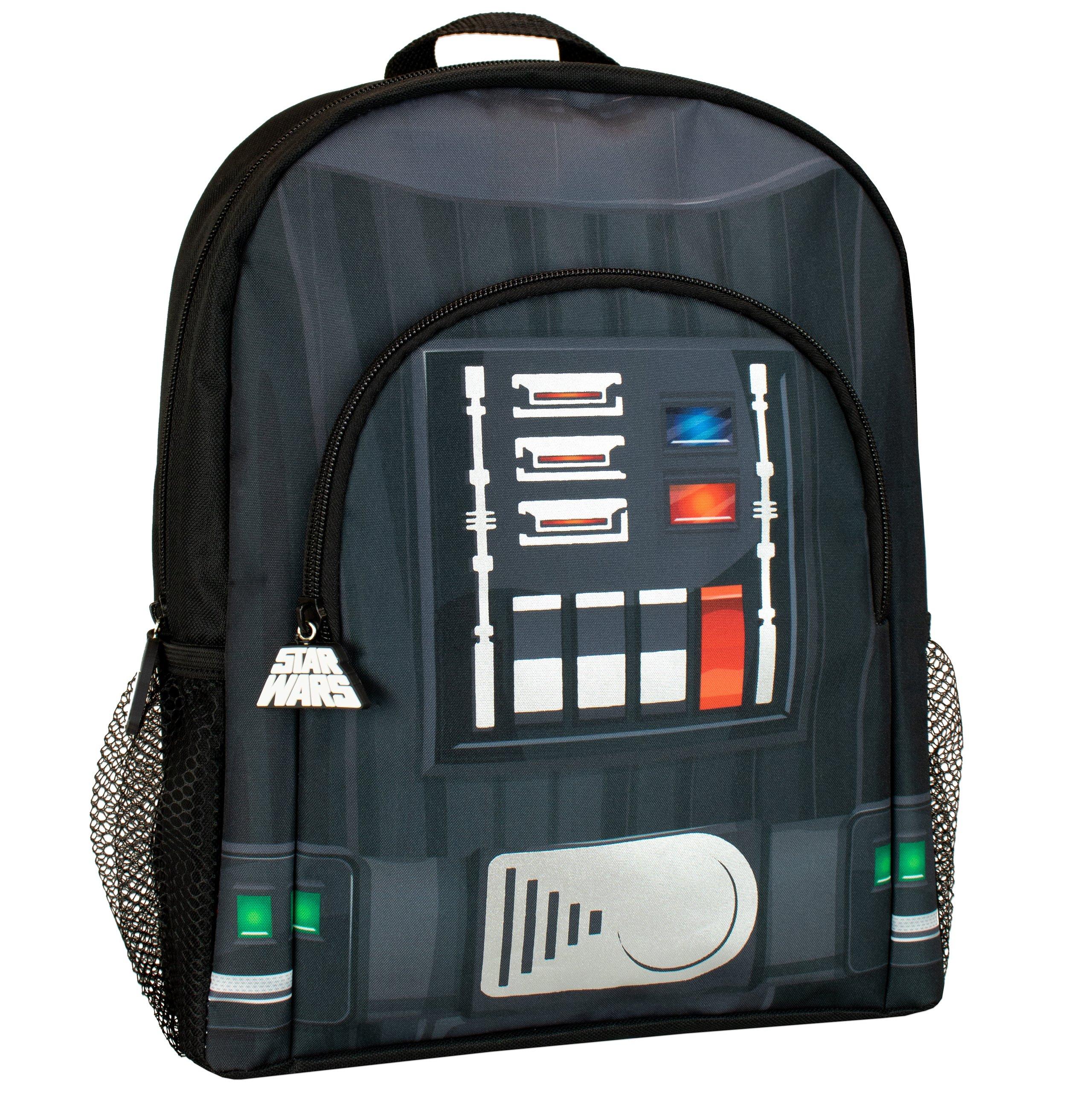 Kids Star Wars Backpack - Darth Vader £5.95 delivered, with code @ Character