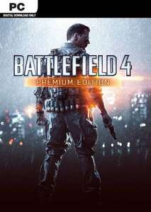 Battlefield 4 Premium Edition (PC Origin) - £5.99 @ CDKeys