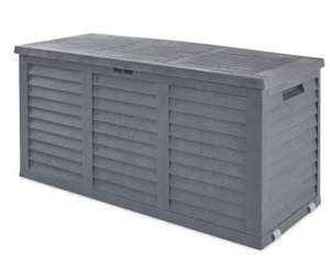 Gardenline Garden 300 Litre Garden storage Box £25.99 at Aldi
