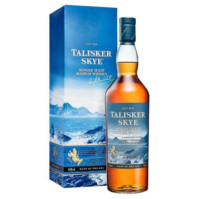 Talisker Skye Single Malt 70cl 46% for £25 at Morrisons (min purchase / delivery fee applies)