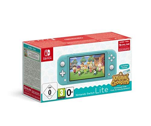 Switch Lite Turquoise & Animal Crossing: New Horizons £184.16 delivered (UK Mainland) @ Amazon Germany
