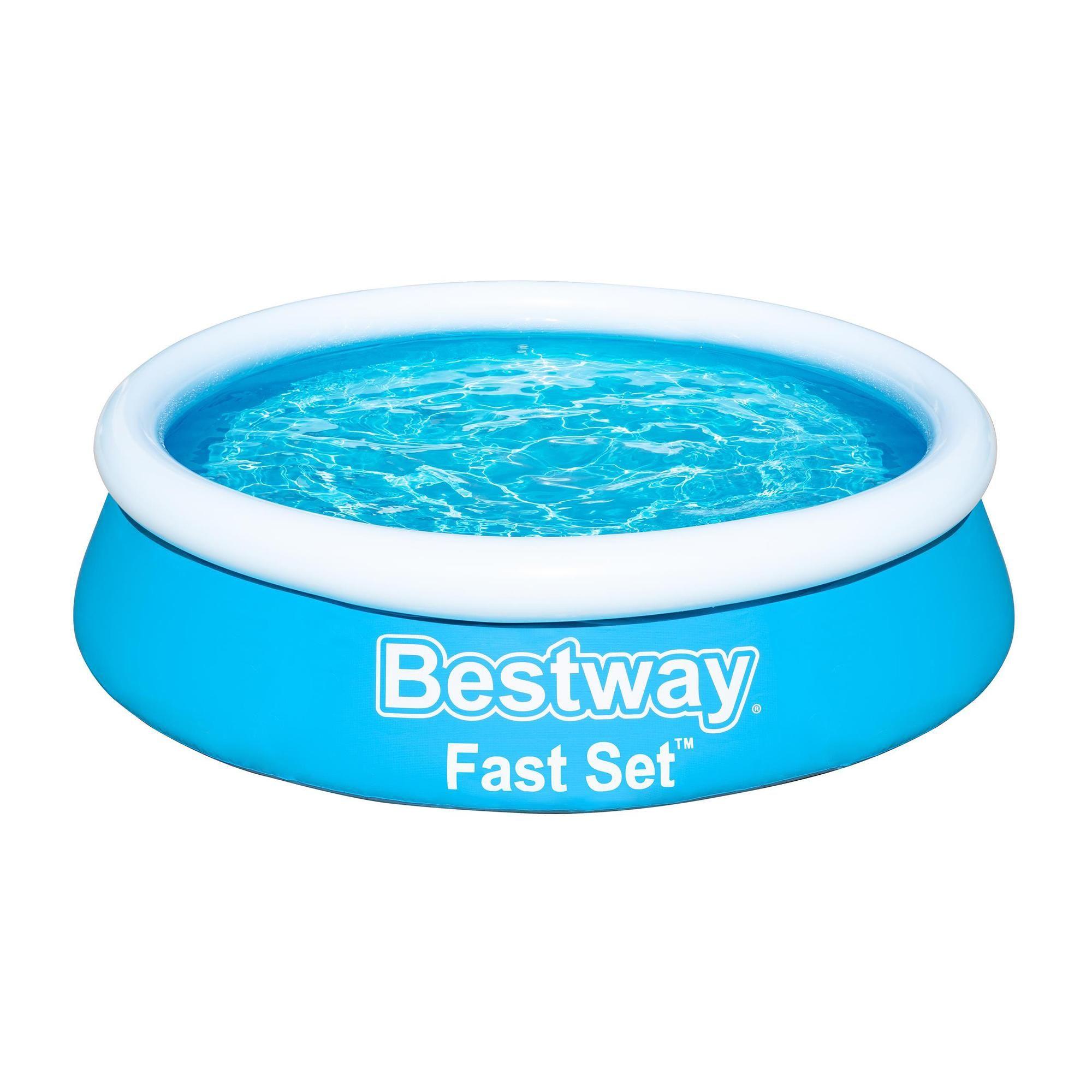 Bestway Fast Set 6ft Pool £19.99 delivered @ Smyths Toys