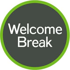 20% Off All Welcome Break Service Stations With Blue Light Card/Defence Card Across the Country