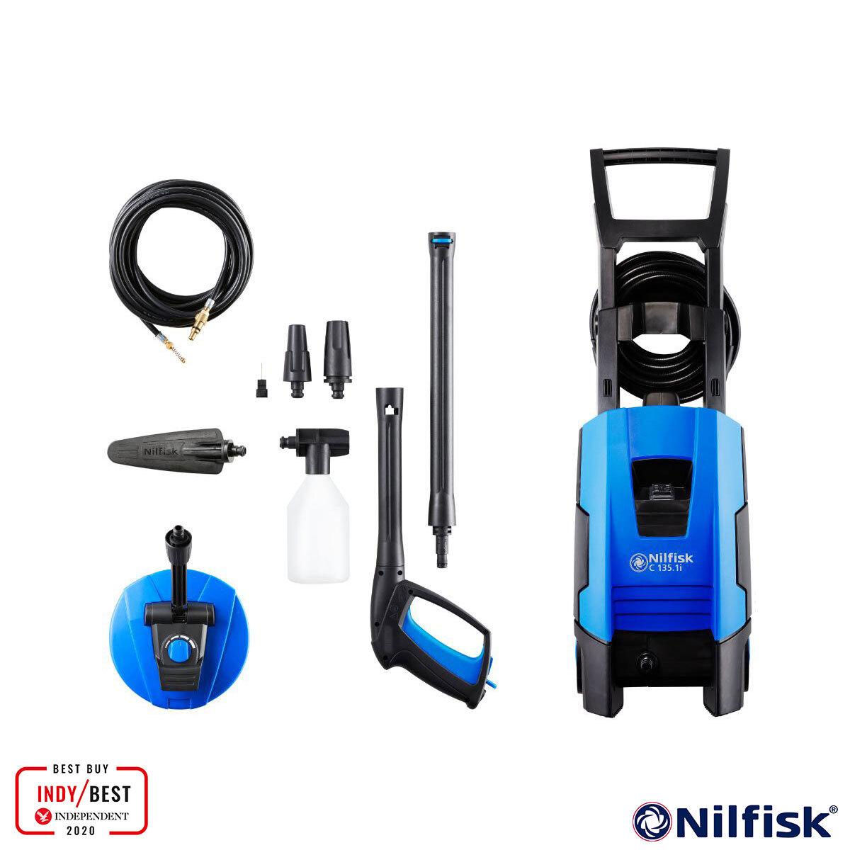 Nilfisk C135.1-8i Maintenance Pressure Washer - £149.99 delivered at Costco