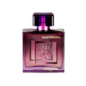 Franck Olivier Oud Vanille Eau De Parfum 100ml Spray £20 + Free UK Mainland Delivery using codes @ Beauty Base