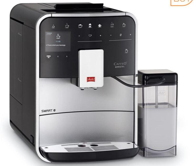 Melitta Barista T SMART Silver Bean To Cup Coffee Machine F83/0-101 - £549.99 at Costco