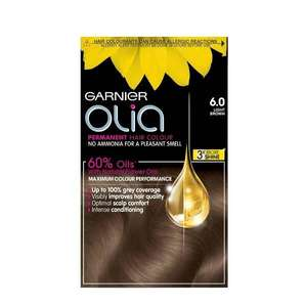 Garnier Olia Hair Dye no. 6 - £1.80 instore @ Asda, Broughton