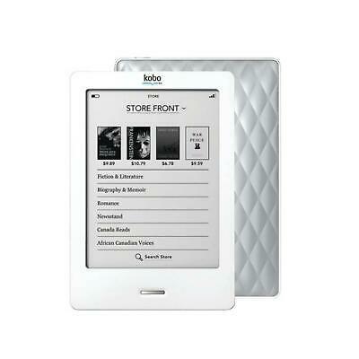 """Kobo Touch RG-N905-MFG - B 6"""" eBook Reader 1GB WiFi Black refurb £19.99 at ebay WHSmith-outlet"""