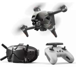 DJI FPV Drone Combo - New Sealed - Black - £1,030.43 @ Currys Clearance (UK Mainland only)