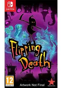 Flipping Death Nintendo Switch £8.99 at Base.com