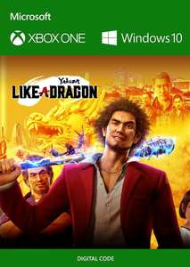 Yakuza: Like a Dragon PC/XBOX LIVE Key ARGENTINA £20.03 at All For Gamers / Eneba