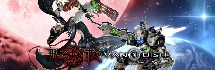 Bayonetta & Vanquish Bundle (£6.74 or £3.74 separately) at Steam Store