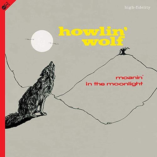 Moanin' In The Moonlight + 4 Bonus Tracks (LP+CD) [VINYL] 180 grams Howlin' Wolf £9.33 (Prime) + £2.99 (non Prime) at Amazon