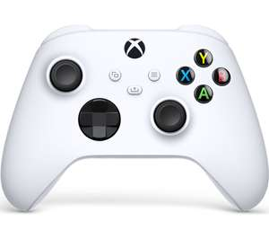 XBOX Wireless Controller - Carbon Black/Robot White, £44.99 each with code at Currys Pc World