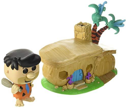 Funko Pop! Town: The Flintstones - Fred Flintstone with House - £14.92 Prime / £19.41 Non Prime at Amazon