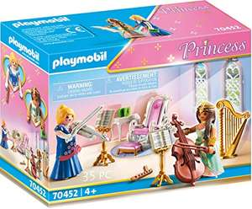 Playmobil 70452 Princess Castle Music Room £7.02 (Prime) + £4.49 (non Prime) at Amazon