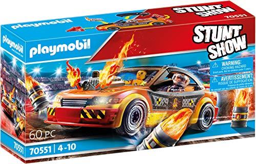 Playmobil 70551 Stunt Show Crash Car £11.30 (Prime) + £4.49 (non Prime) at Amazon