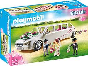 Playmobil 9227 City Life Wedding Limo, for Children Ages 4+ £14.96 (Prime) + £4.49 (non Prime) at Amazon