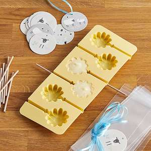 Silicone Flower Lolly Mould £1.50 - Free C&C at Limited Stores @ Dunelm