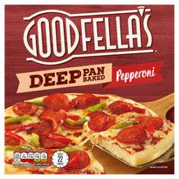 Good Fellas Pepperoni Pizza £1.25 @ Asda