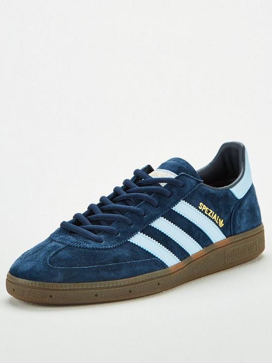 Adidas Originals Handball Spezial - Navy/ Blue £60 if C&C / £3.99 delivery @ Very