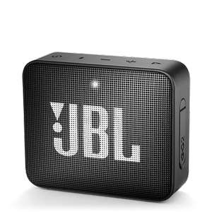JBL GO2 Portable Bluetooth Speaker with Rechargeable Battery – Waterproof – Built-in Speakerphone – Black - £13.99 Delivered @ O2 Shop