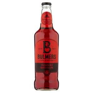 Bulmers Cider 500ml - Red Berries & Lime and Original. £1 instore @ B&M Lincoln