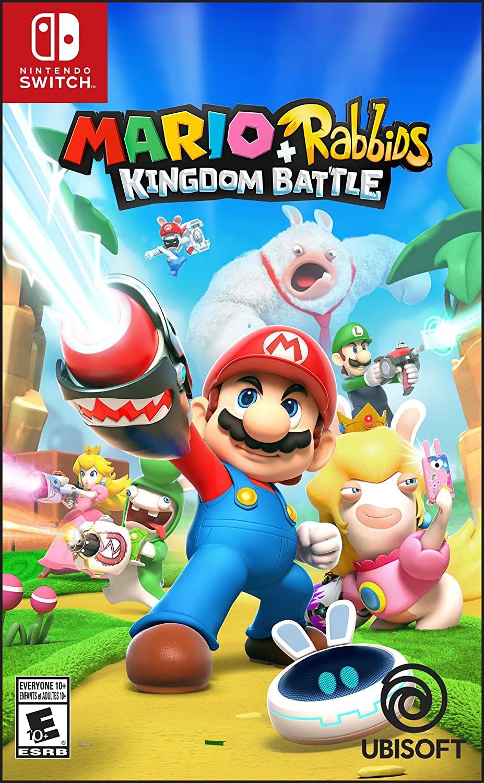 Mario + Rabbids Kingdom Battle (Nintendo Switch) - £16 (+£2.99 Non Prime) @ Amazon