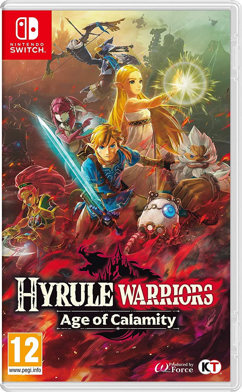 Hyrule Warriors: Age of Calamity (Nintendo Switch) £36.99 @ Amazon