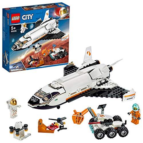 LEGO 60226 City Mars Research Shuttle £16.99 Prime / £21.58 Non Prime @ Amazon