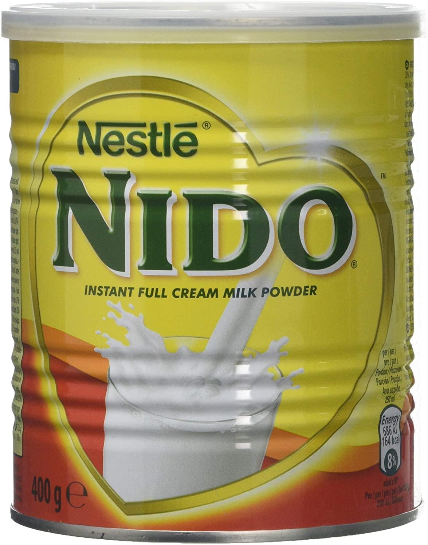 Nestlé Nido Milk Powder, 400 g (Pack of 6) - £12.91 (+£4.49 Non-prime) @ Amazon