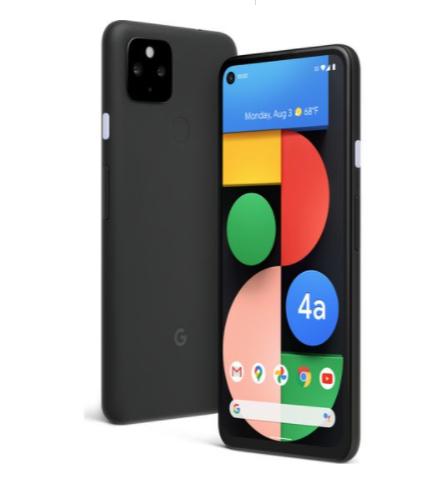 Brand new Google Pixel 4a, 5.81 inch HDR OLED, 6GB RAM, 128GB Storage, Snapdragon 730G, Unlocked - £299 @ Argos