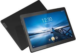 Lenovo M10 10.1in 32GB HD Tablet - Black Free click & collect / £3.95 Delivery @ Argos