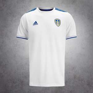 Leeds United Football Club 20/21 Junior Home Jersey £14.99 delivered @ Leeds United Shop