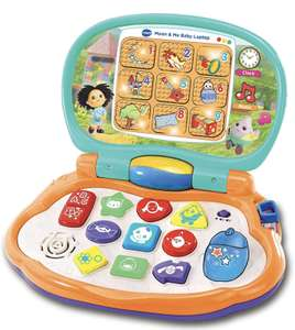 Vtech Moon & Me Play & Learn Laptop £13.71 Prime or (+£4.49 Delivery) @ Amazon