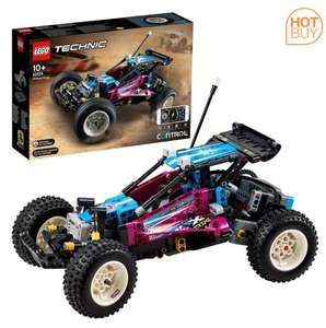 LEGO Technic Off-Road Buggy - Model 42124 at Costco