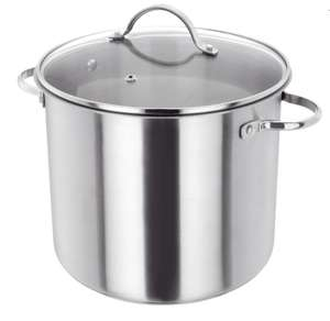 JUDGE Essentials PP314 24 cm Stockpot - Stainless Steel £9.97 free click and collect at Currys PC World
