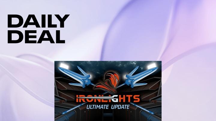 Oculus Daily Deal: Ironlights - £10.99