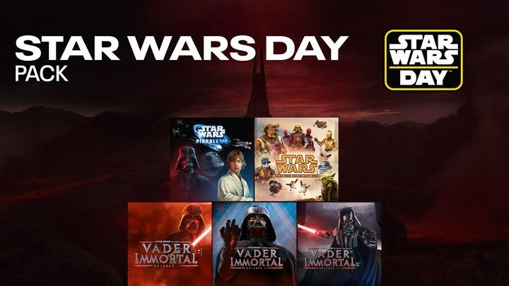 Oculus Star Wars Day Pack