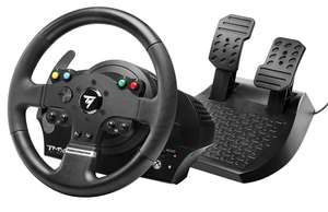 Thrustmaster TMX force feedback steering wheel (Xbox & PC) - £129.99 @ Box