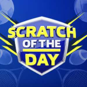 Free £2 bet on William Hills 'Scratch of the Day' promotion, possibly selected accounts