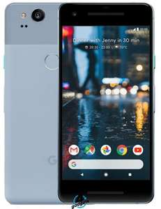 Google Pixel 2 64GB Smartphone - £84.99 (Refurbished Good Condition) Blue Or Black @ 4gadgets