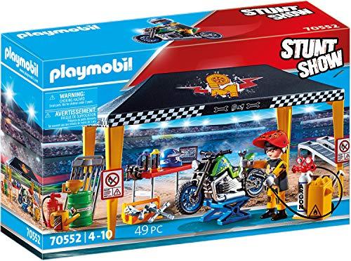 Playmobil Stunt Show Service Tent - £7.62 Prime / +£4.49 non Prime @ Amazon