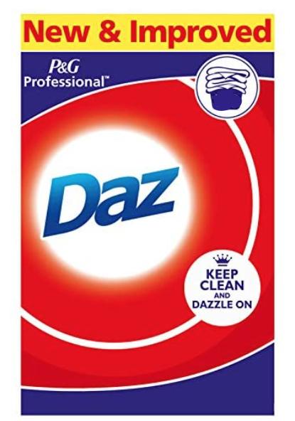 Daz 125 wash boxes £7.25 @ Tesco Hindley