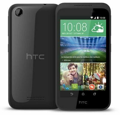 HTC Desire 320 8GB Unlocked Android Black 99HABW058-00 (Seller refurbished) - £11.50 delivered @ mobstarstrade / eBay