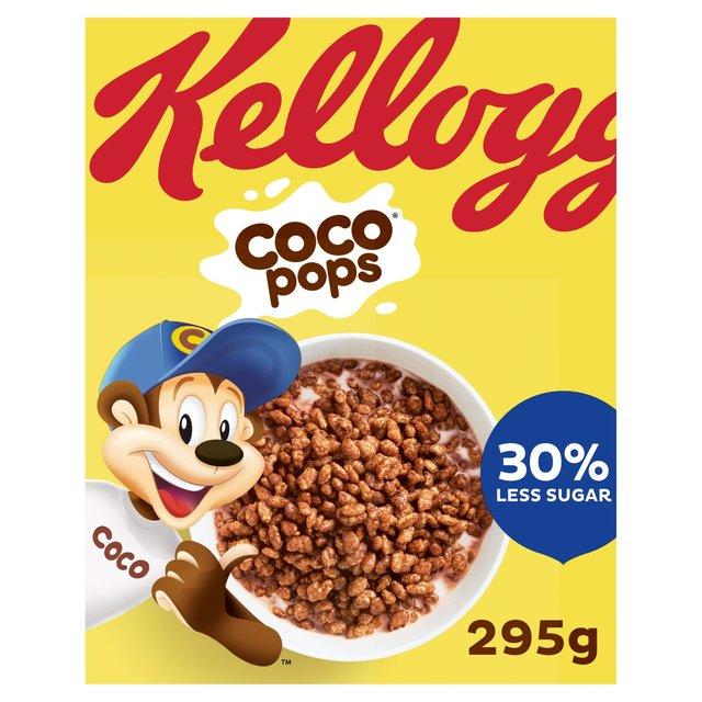 Kellogg's Coco Pops 295G - £1.25 @ Asda